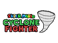 Super Mario Cyclone Fighter